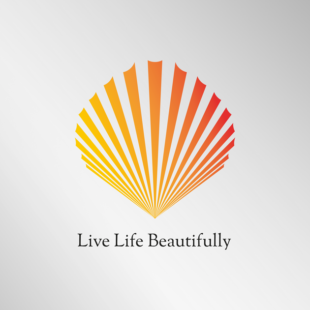 Logo Live Life Beautifully